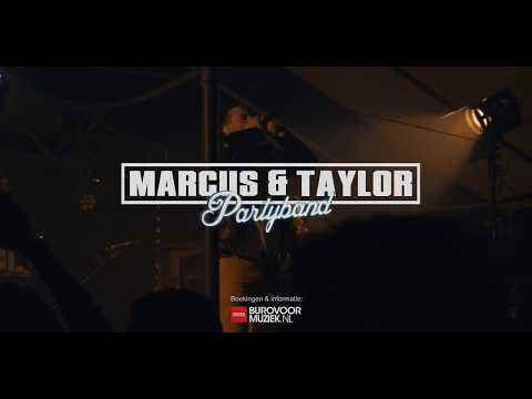 Marcus & Taylor Partyband PROMO 2017