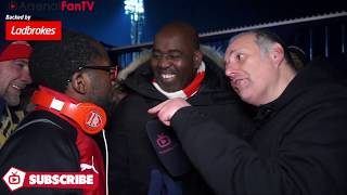 Crystal Palace 2-3 Arsenal | TY Tears Into The Taunting Palace Fans! (Claude & Ty)