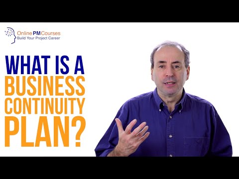 What Is A Business Continuity Plan? PM In Under 5