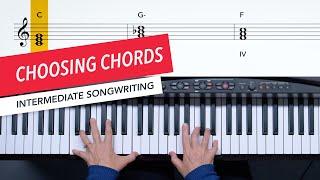 Songwriting: Melody, Harmony, and Rhythm   Choosing Chords   Berklee Online   Scarlet Keys 3/24