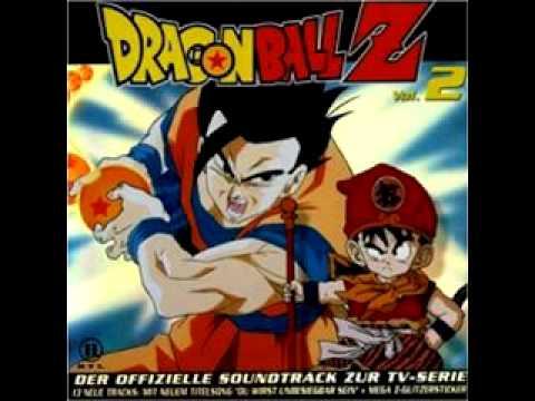 DragonBall Z~Soundtrack Vol 2~13 - Engel (Deutsch-German)
