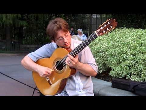 David Wayne plays 'Classical Gas'