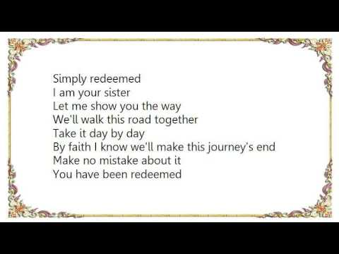 Heather Headley - Simply Redeemed Lyrics