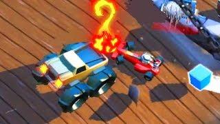 МАШИНКИ МОНСТРЫ CRASH OF CARS #1 Игровой мультик про тачки Видео для детей Машинки как из мультика