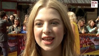 Anaïs Gallagher Interview Up All Night Premiere