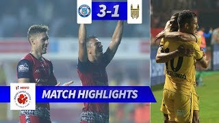 Jamshedpur FC 3-1 Hyderabad FC - Match 10 Highlights | Hero ISL 2019-20