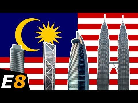 10 Bangunan Tertinggi di Malaysia