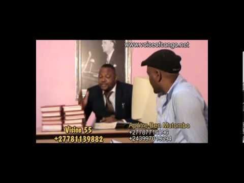 Brahanam est Dieu Adorable confirmation de l'apotre Ben Mutombo