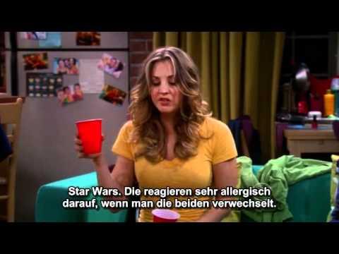 The Big Bang Theory - Star Trek or Star Wars?