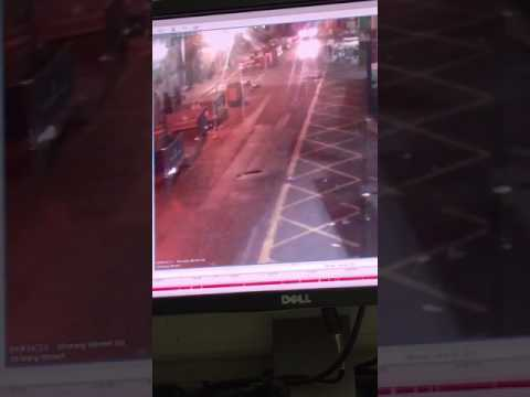 Graphic cctv footage of the Borough market attack - New video