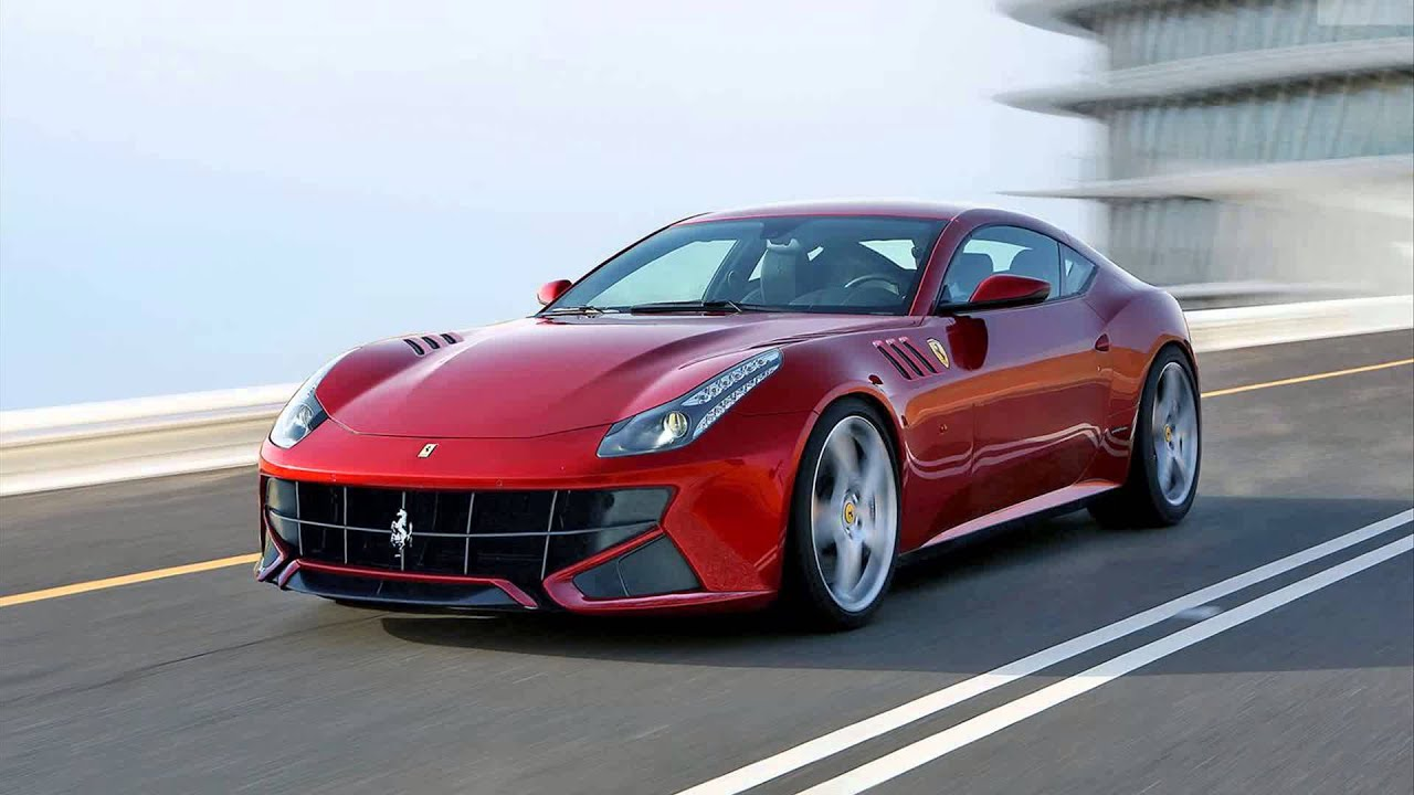 Ferrari ff replacement