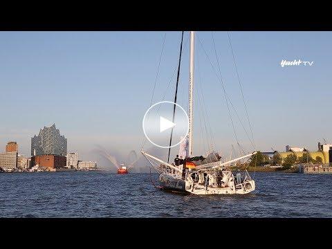 3.500 Meilen von Bermuda nach Hamburg... das Abenteuer