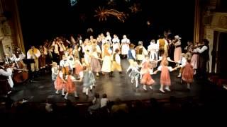 Městské divadlo Jablonec - zpívání