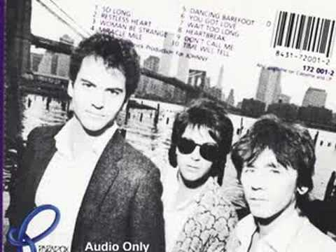 Eastern Bloc - Restless Heart (1987)