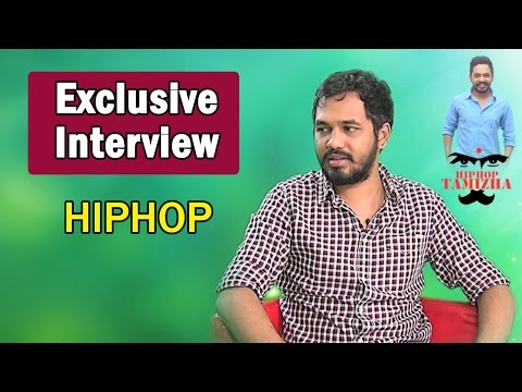 Exclusive Interview with Hiphop Tamizha || Dhruva || NTV
