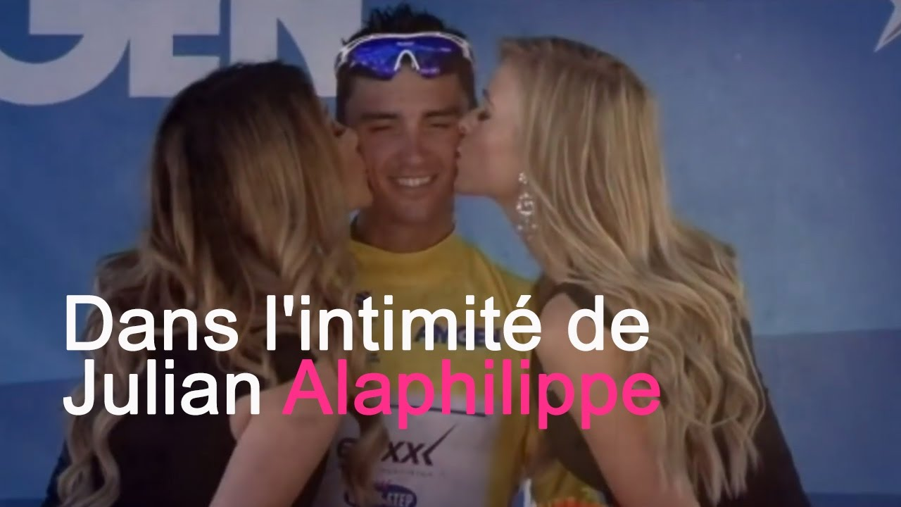 Cyclisme Dans L Intimite De Julian Alaphilippe Etixx Quick Step Youtube