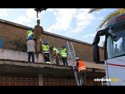 Comienzan las obras de demolición del Pabellón de la Juventud