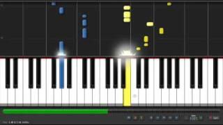 Taecyeon, Wooyoung, Kim Soo Hyun, Suzy & Joo - Dream high piano tutorial [100% speed]