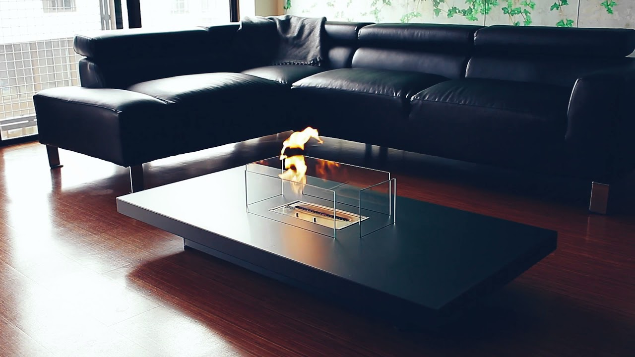 Slate Fireplace Coffee Table Northern Elements