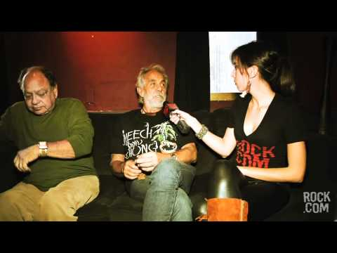 Cheech & Chong Talk Marijuana At Gibson's GuitarTo...