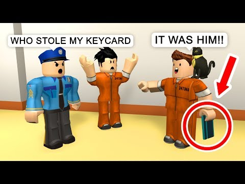 TRICKING THE POLICE! - Roblox Jailbreak Prank