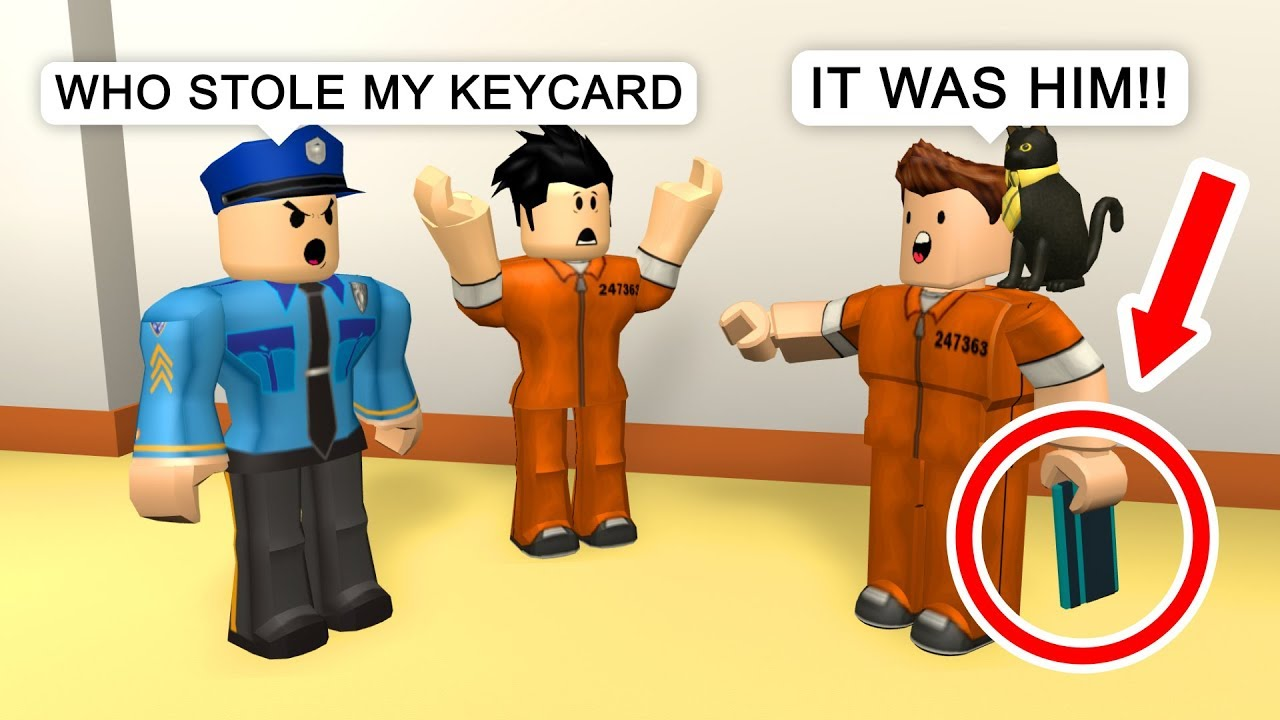 Tricking The Police Roblox Jailbreak Prank Youtube