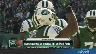 How important is Matt Forte to the New York Jets?