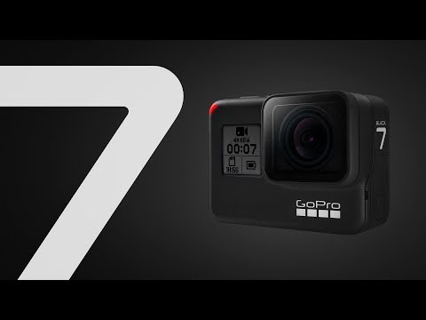 GoPro: Introducing HERO7 Black in 4K - Shaky Video is Dead