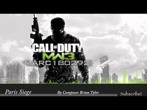 MW3 Soundtrack: Paris Siege