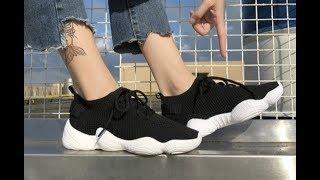 Женская обувь без шнуровки из вулканизированного материала Women s fashion Casual breathable shoes