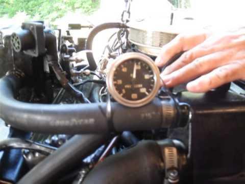 NICE MERCRUISER 260 HP 5.7 350 ENGINE FOR SALE ON EBAY
