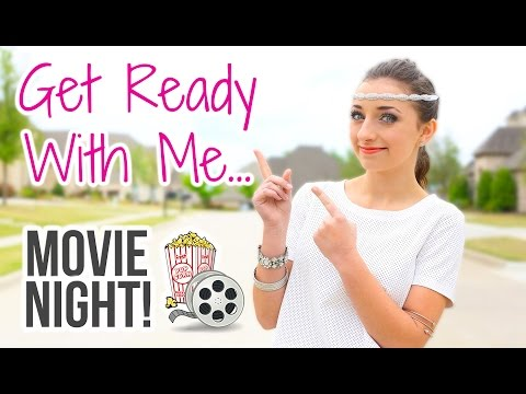 Get Ready With Me: Movie Edition | The Huntsman: Winter's War