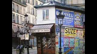 French chanson: Les Lilas - Jean Sorbier, 1928