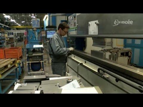 Métallurgie : Découverte de CNH Industrial France (Coëx)