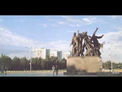 Старые фотографии Комсомольска на Амуре