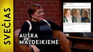 """How folly are the voters, like sheep"" - Aušra Maldeikienė 