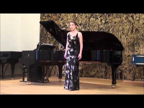 Susanna Proskura - Ich gehe des Nachts , Zemlinsky