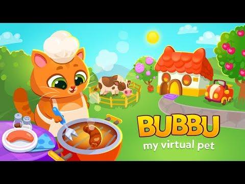 ✅ BUBBU - MY VIRTUAL PET # Official video 2 - Bubadu