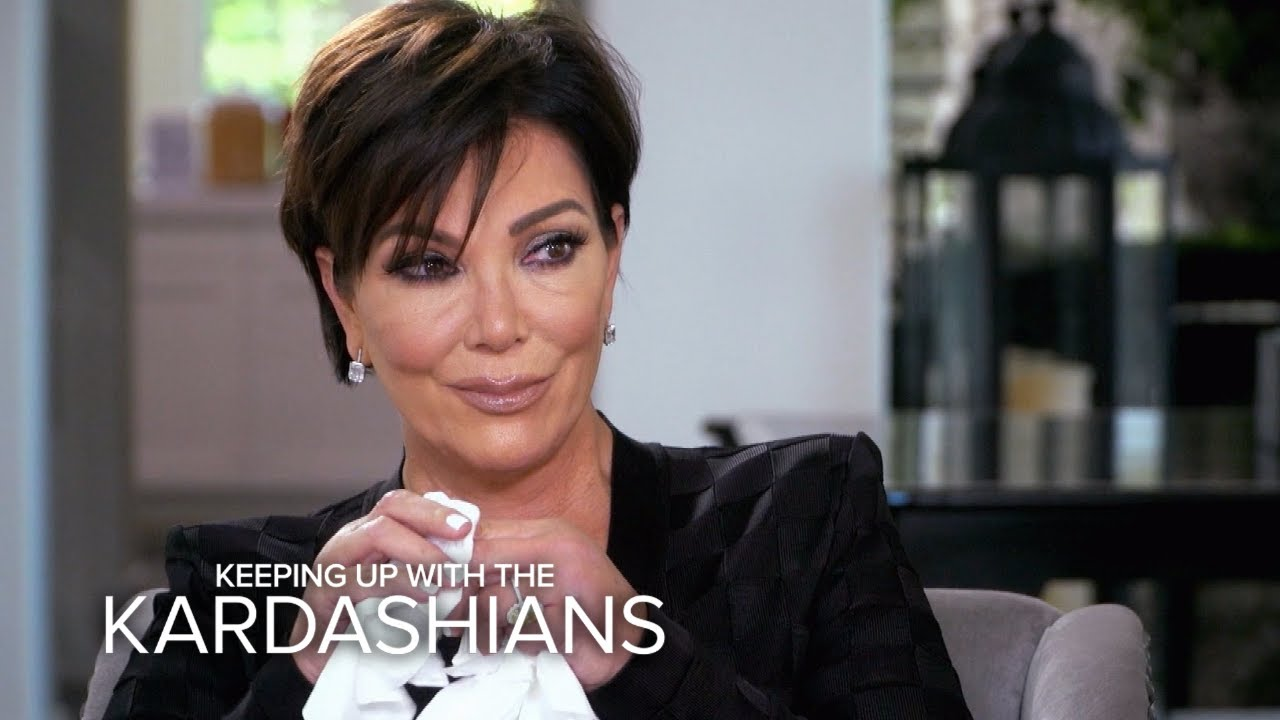 Kris Jenner Has an Emotional Confrontation With Caitlyn