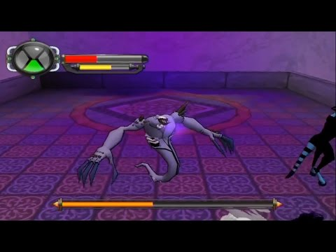 Скачать игры Ben 10 Alien Force Vilgax Attacks 2009