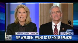 Congressman Webster on Fox's On the Record