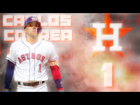 Carlos Correa | 2017 Astros Highlights