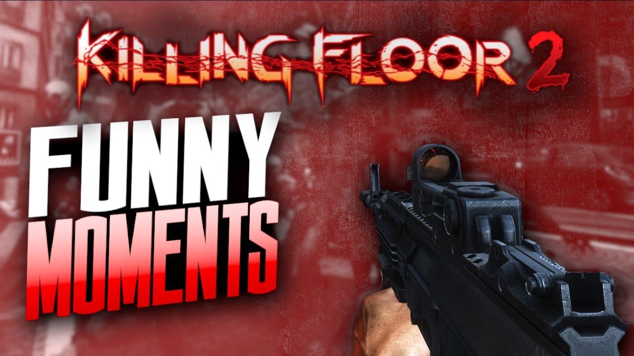 Most epic boss battle killing floor 2 funny moments for Floor 2 boss swordburst 2