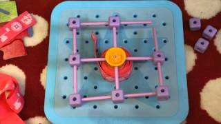 """the Spinning Top"" - Goldieblox Games For Girls Playground"