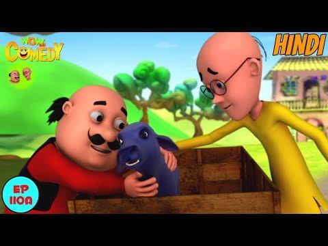 Motu Patlu   Tabela   Cartoon in Hindi for Kids thumbnail