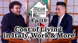Cost of Living In Italy - Overview Discussion