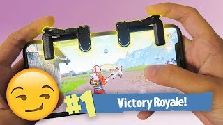 Fortnite Mobile WORKING CONTROLLER for ANDROID and iOS!!