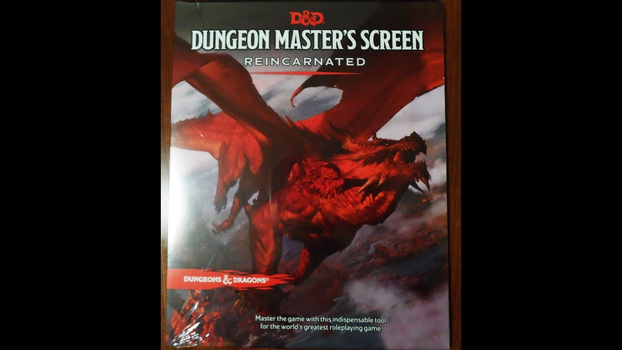 DM Screen Reincarnated Review and Comparison