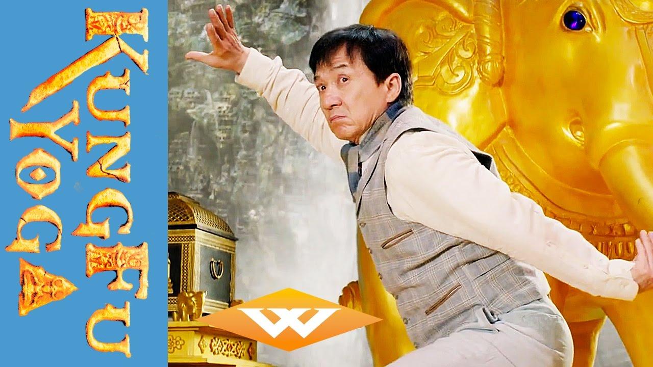 Kung-Fu Yoga Poster