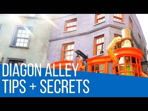 Diagon Alley Tips (Complete Guide & Secrets of Diagon Alley)